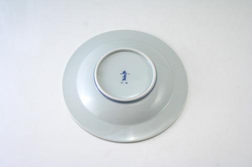 有田焼 青花 プチケーキ皿