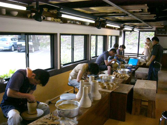 しん窯陶芸教室